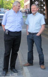 Kurt und Richard