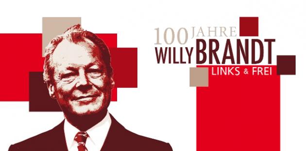 100 Jahre Willy Brandt